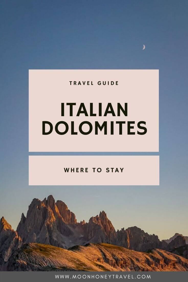 Where to Stay in the Dolomites in Summer, Italy