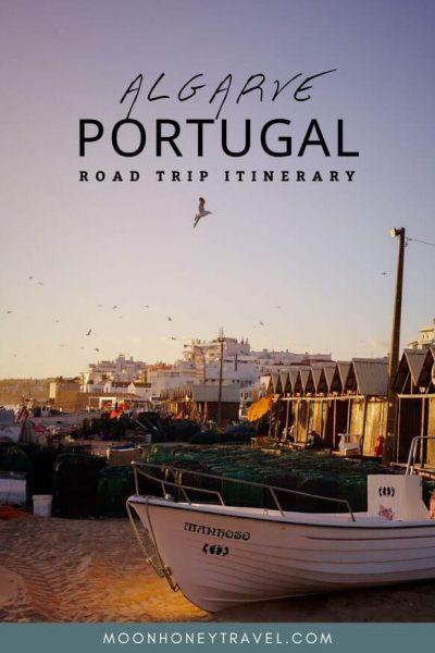 Algarve Itinerary - 7 Days in Algarve, Portugal