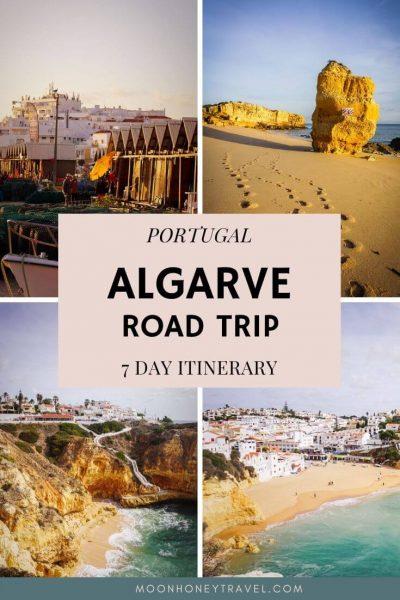 Algarve Road Trip, Portugal - 1 Week Itinerary