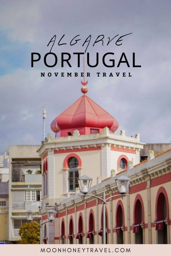 Algarve in November, Travel Tips