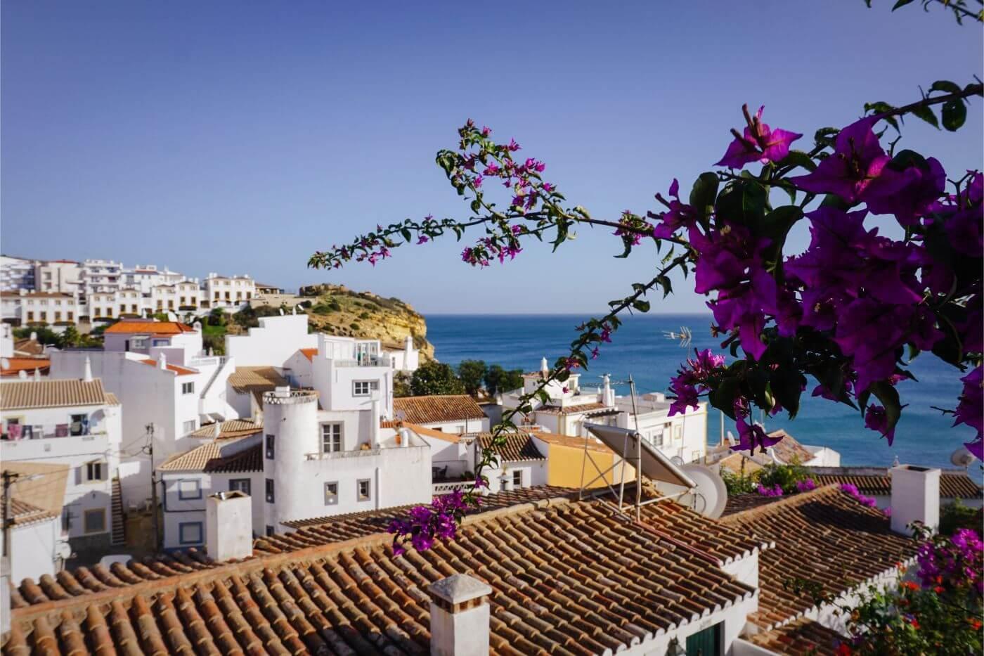 Burgau, Western Algarve, road trip itinerary
