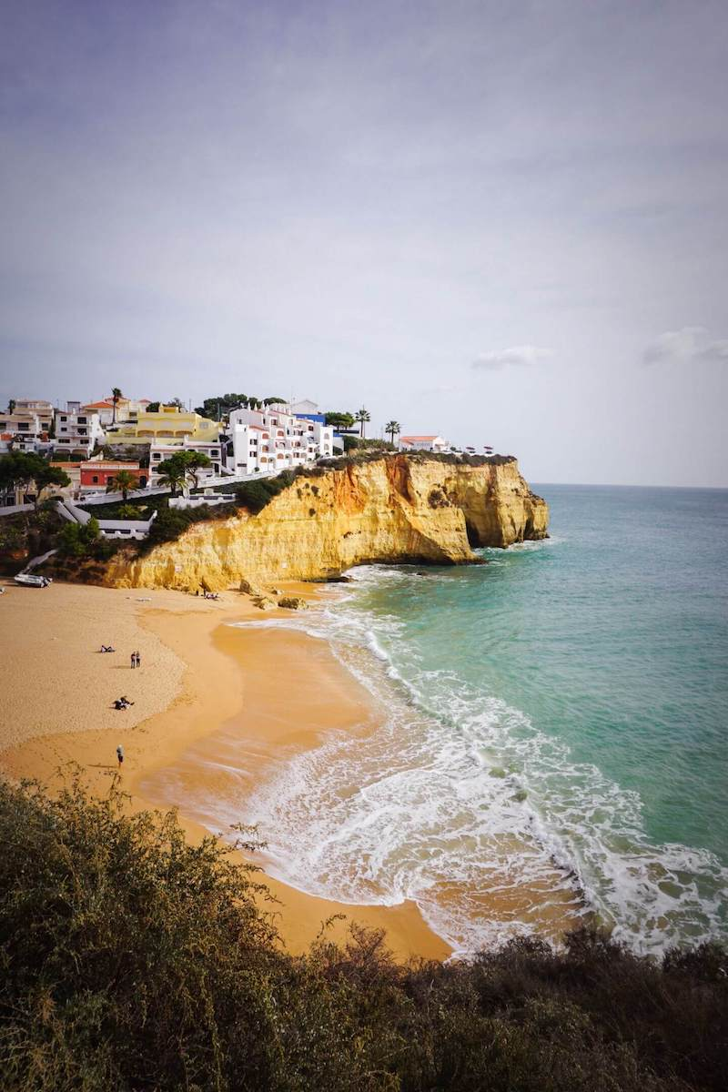 Carvoeiro Beach - Best places to stay in Algarve, Portugal