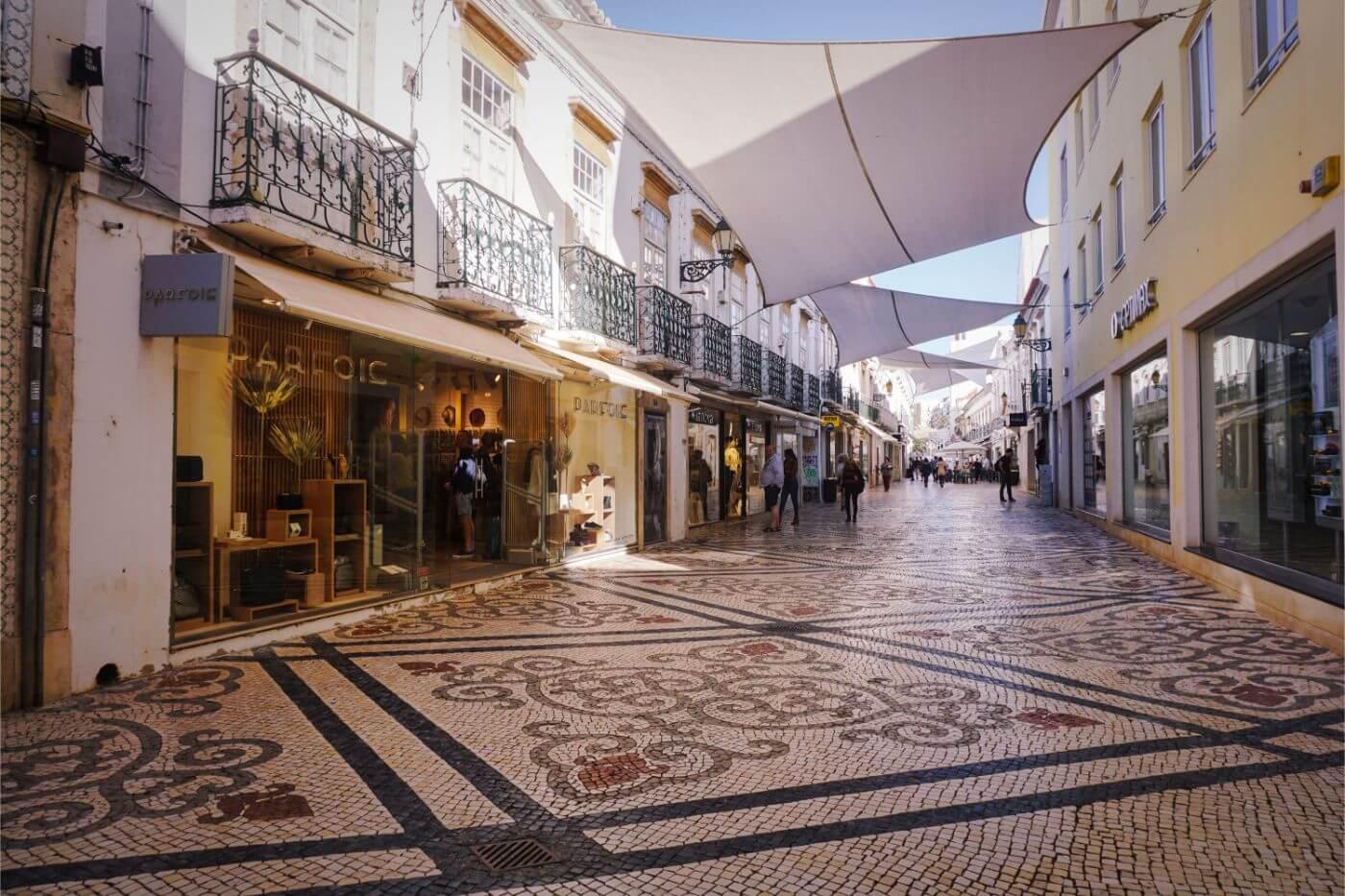 Faro, Algarve road trip itinerary