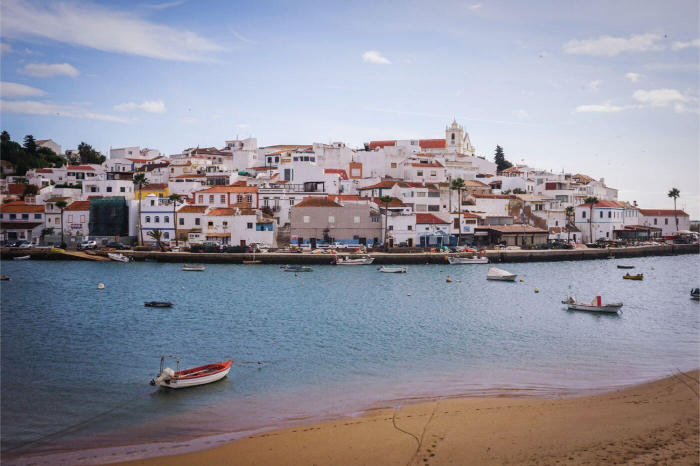 Ferragudo - Where to Stay in the Algarve, Portugal