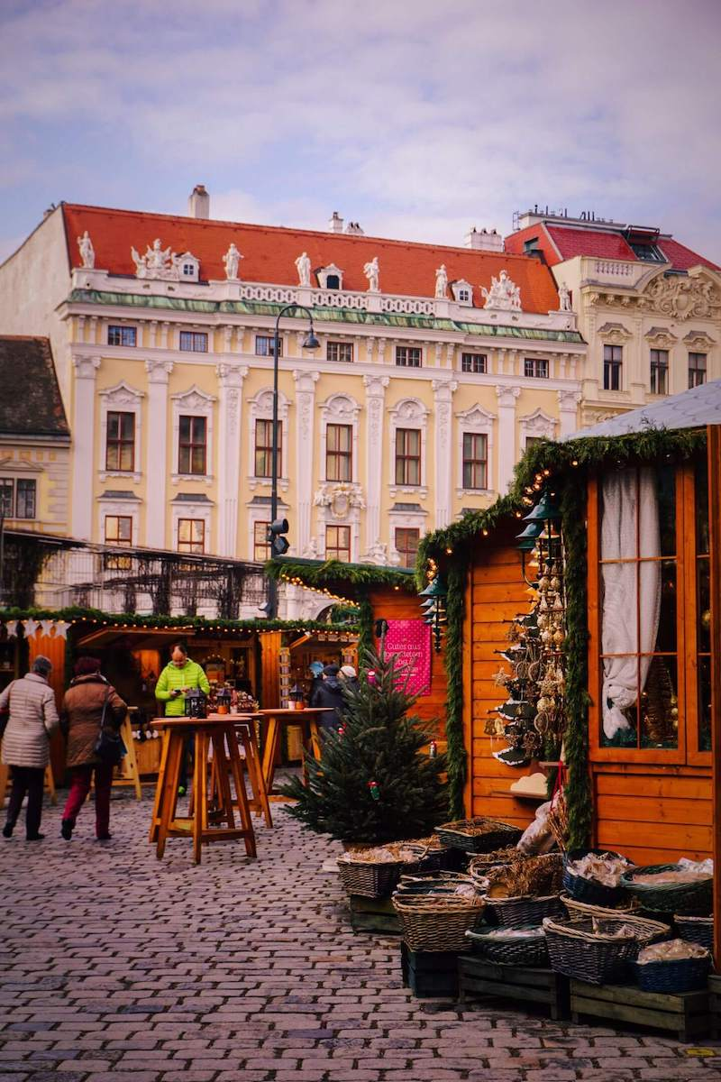 Freyung Christmas Market - Best Things to Do in Vienna in December