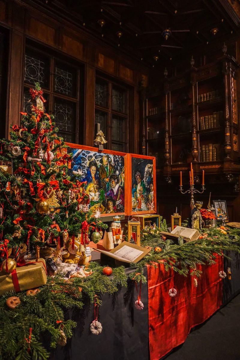 Grafenegg Christmas Market, Lower Austria - Day Trip from Vienna in December, Winter