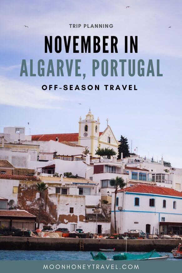 Top things to do in November in Algarve, Portugal