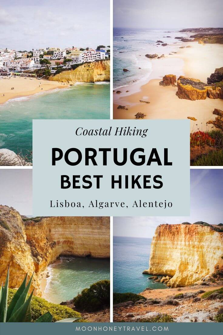 Hiking in Portugal - Best Coastal Hikes