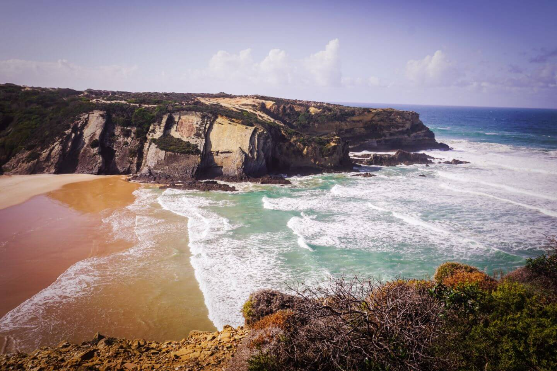 Praia do Carvalhal, Fisherman's Trail Portugal
