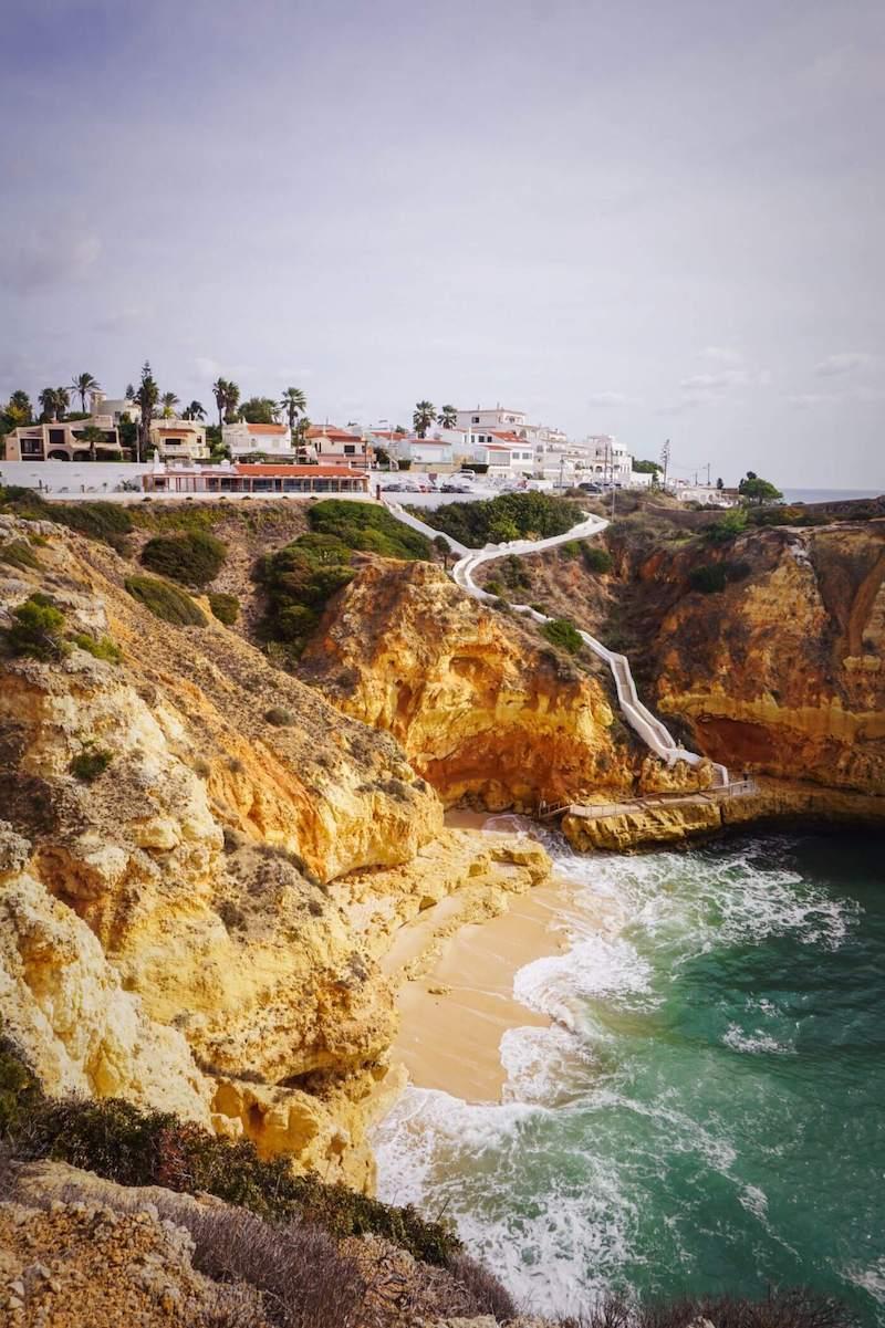 Praia do Paraiso, Carvoeiro, Algarve