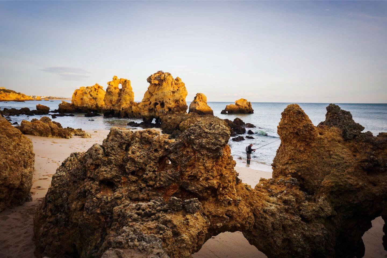 Praia dos Arrifes, Albufeira - Where to Stay in Algarve, Portugal