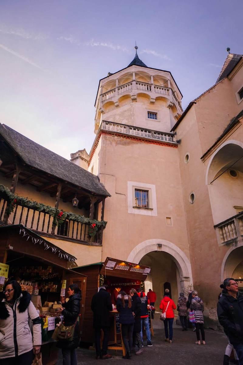 Schloss Rosenburg Christmas Market - Day Trip from Vienna in Winter