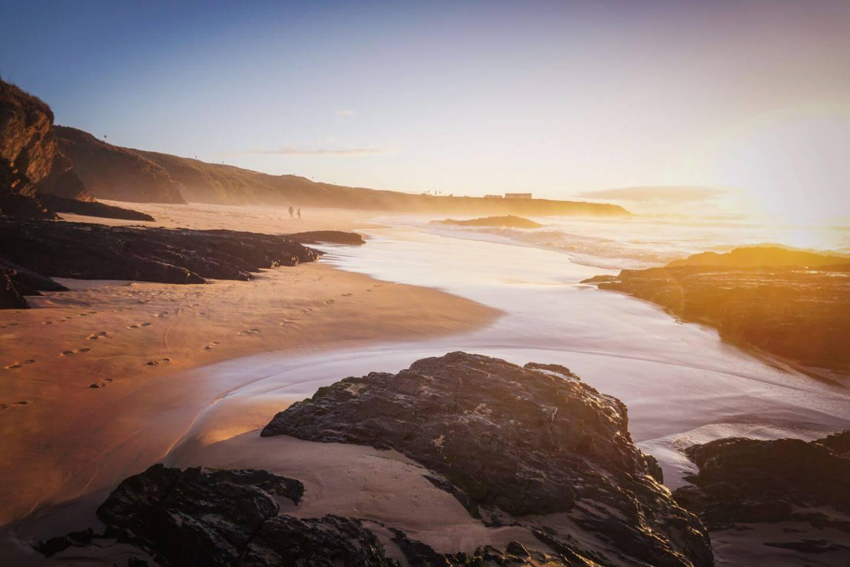 Praia Grande de Almograve, Fisherman's Trail, Portugal
