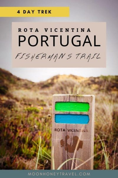 Rota Vicentina Fisherman's Trail Trekking Guide