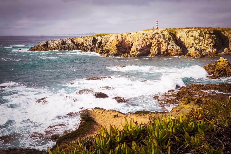 Porto Covo, Fisherman's Trail Trailhead, Portugal