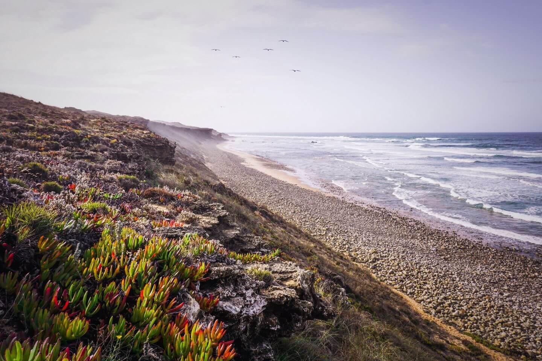 Praia dos Aivados, Fisherman's Trail, Portugal