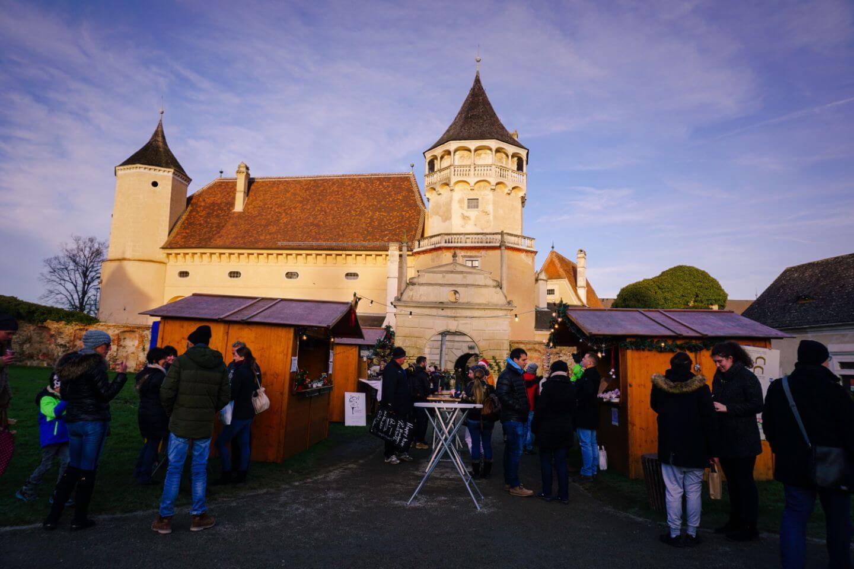 Schloss Rosenburg - December Day Trip from Vienna