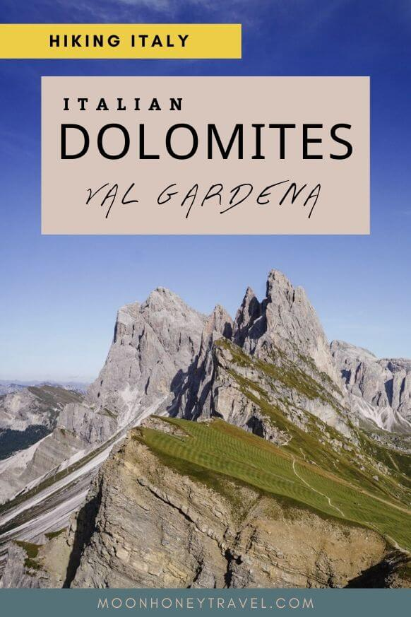 Best Hikes in Val Gardena, South Tyrol, Dolomites