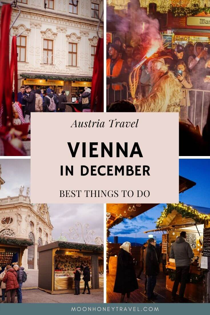 Best Things to Do in Vienna in December, Christmas Season