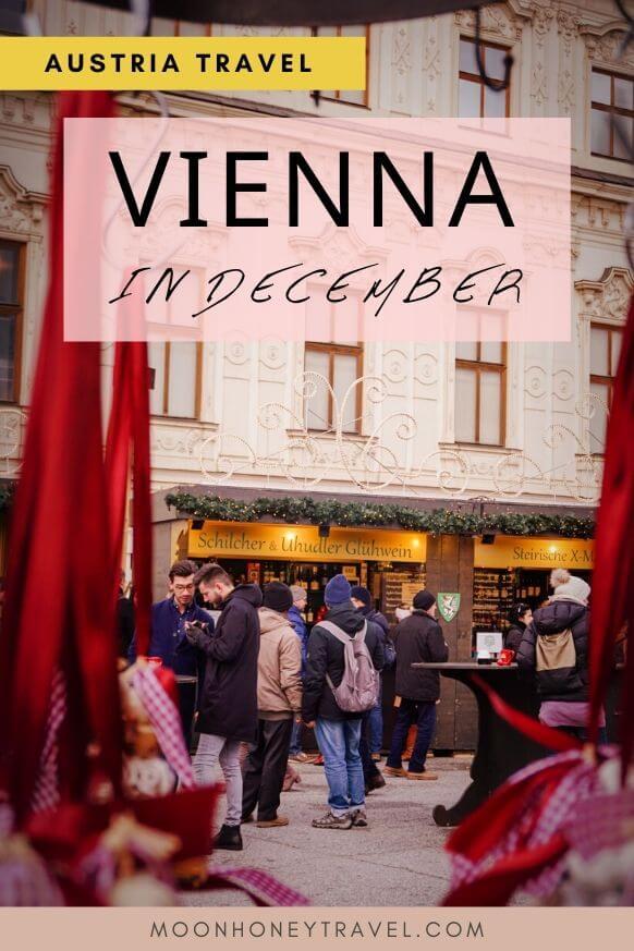 Vienna in December, Austria Winter Travel