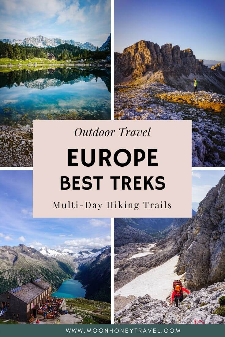 Best Multi-Day Hikes in Europe