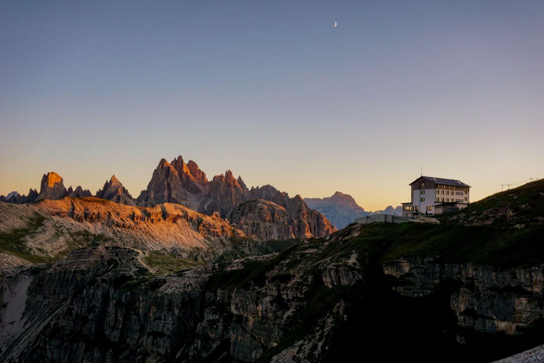 Trekking Tre Cime di Lavaredo Hut to Hut, Dolomites