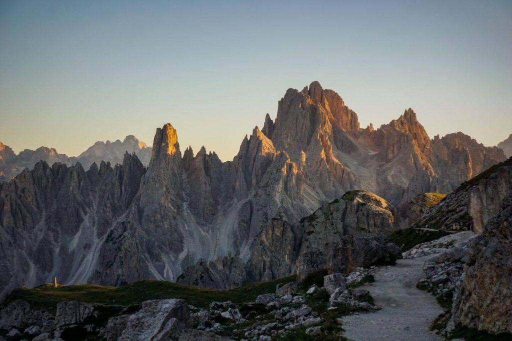 Cadini di Misurina, Sexten Dolomites, Italian Alps