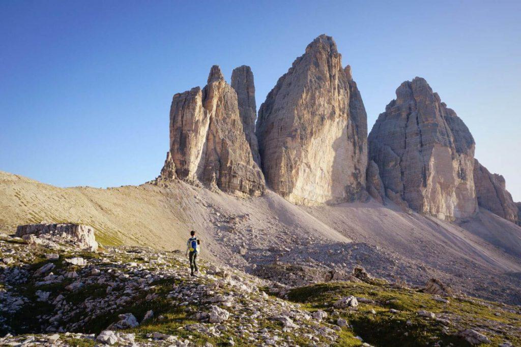 Tre Cime di Lavaredo Hut to Hut Hike, Sesto Dolomites