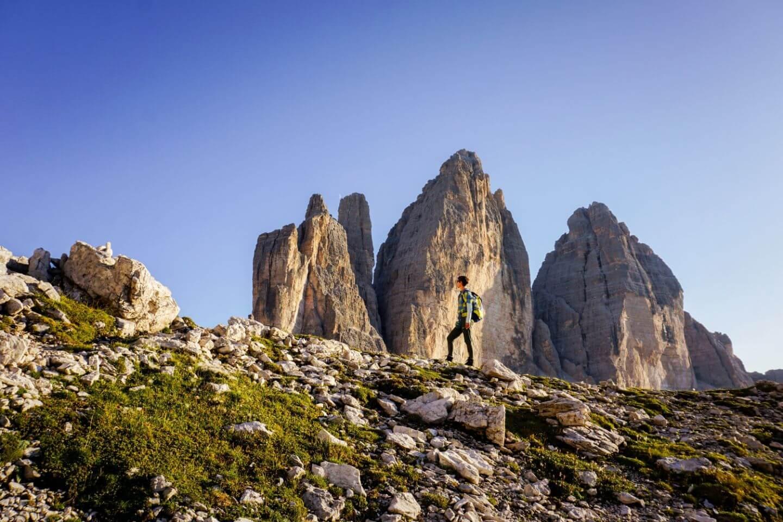 Trekking Tre Cime di Lavaredo - 3 Day Hut to Hut Hike in the Sexten Dolomites
