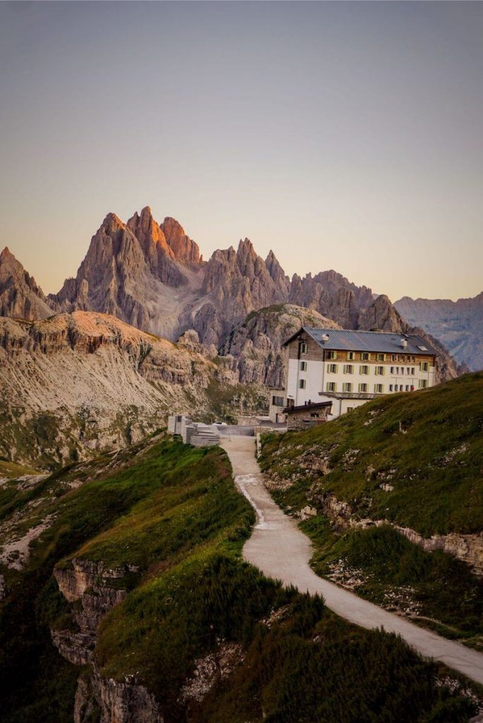 Overnighting in a Rifugio - Dolomites Travel Guide