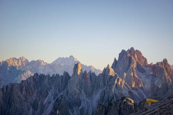Tre Cime di Lavaredo Hike, Dolomites, Italy