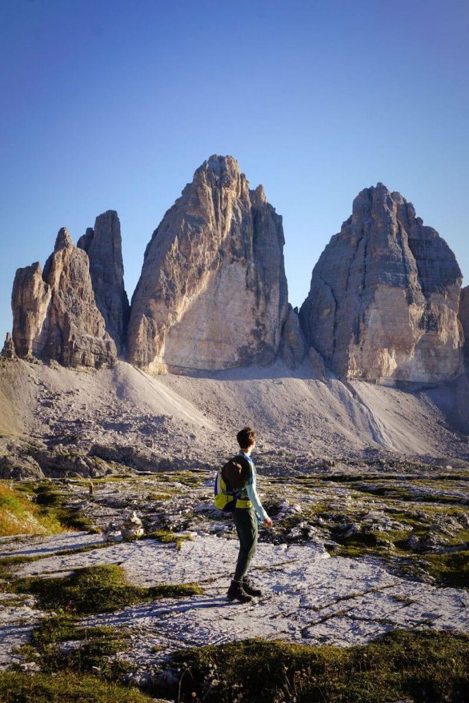 Hiking the Loop Trail around Tre Cime di Lavaredo - Dolomites Travel Guide