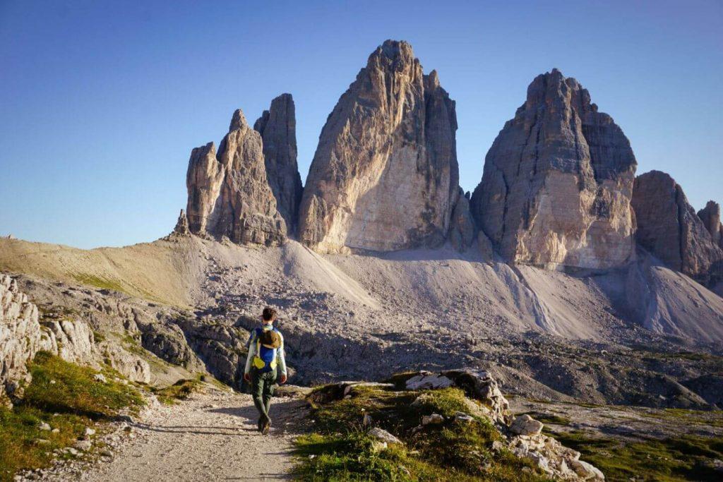 Tre Cime di Lavaredo Circuit, Best Hikes in the Italian Dolomites