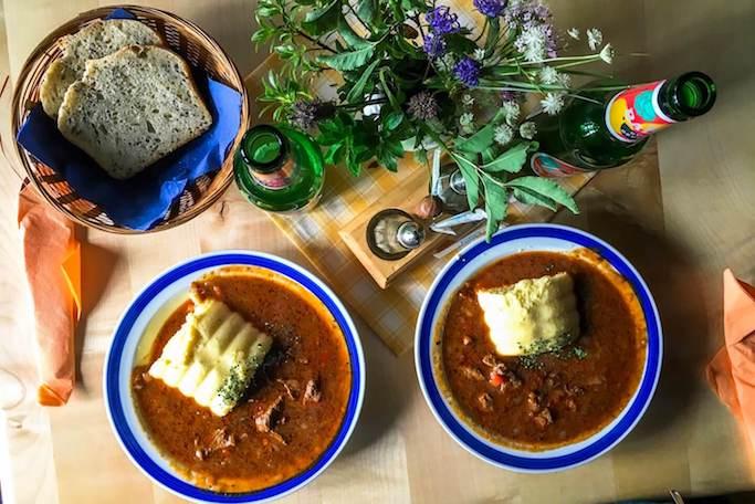 Culinary Hiking | Moon & Honey Travel