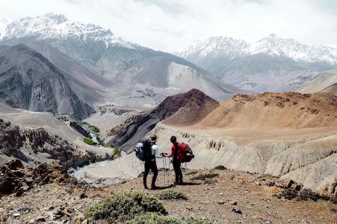 Long Distance Hiking | Moon & Honey Travel