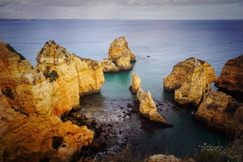 Ponta da Piedade - Where to Stay in Algarve