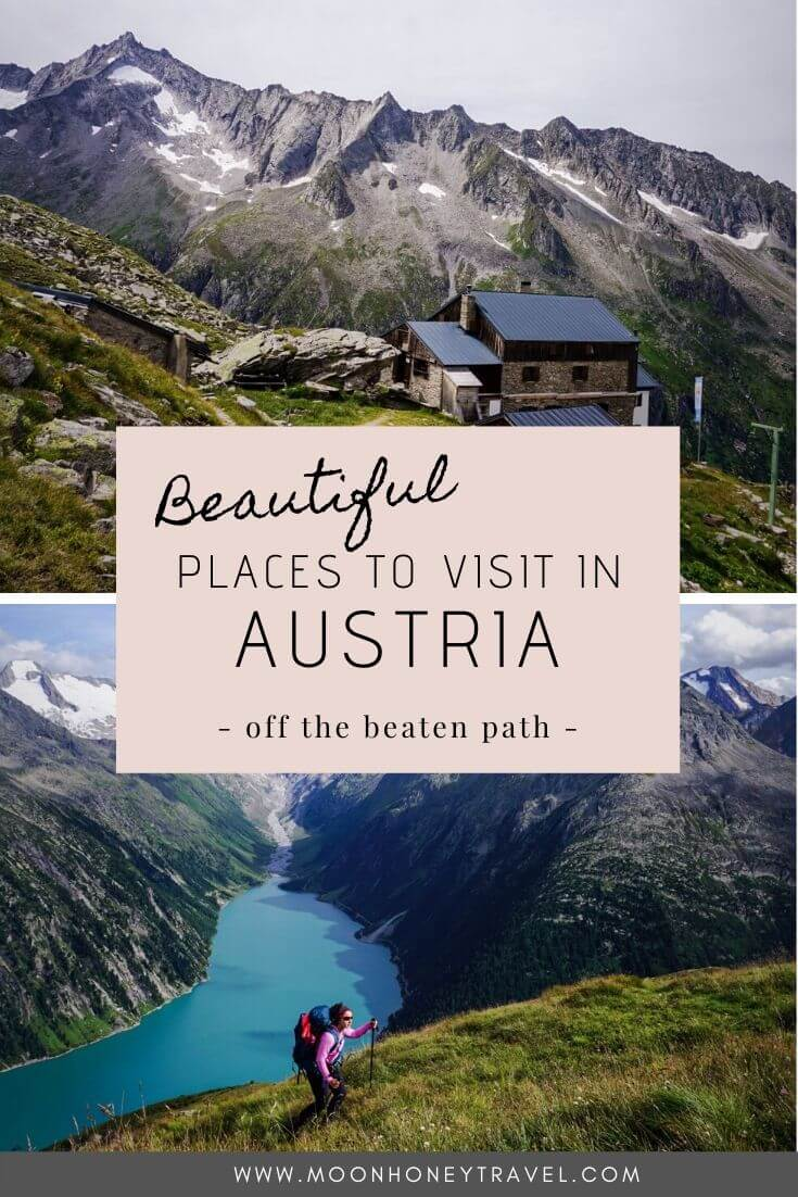 Beautiful Places in Austria - Moon & Honey Travel