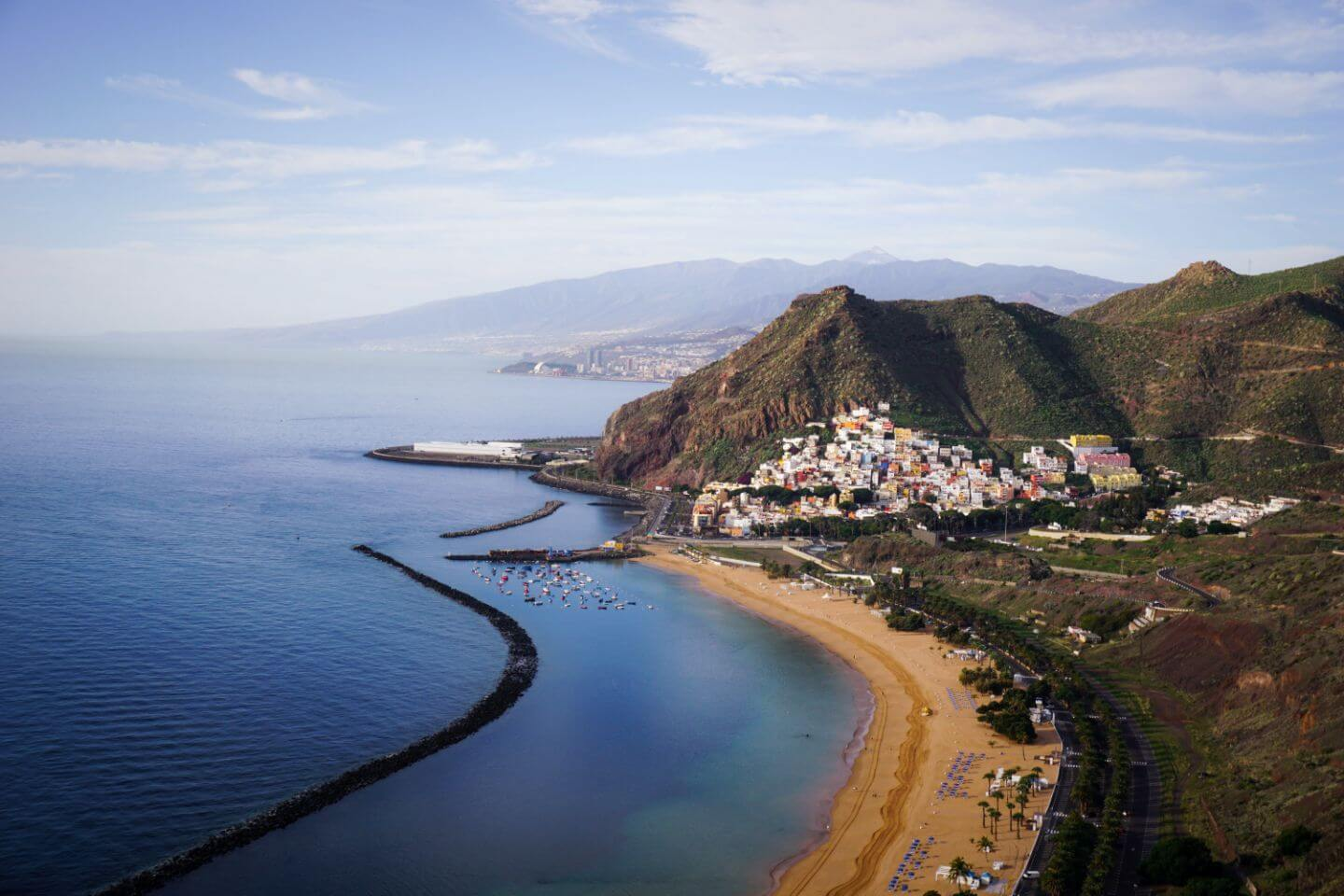 Playa de Las Teresitas, What to Do in Tenerife in January