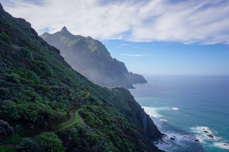 Taganana to Playa de Tamadite, Best Hikes in Tenerife