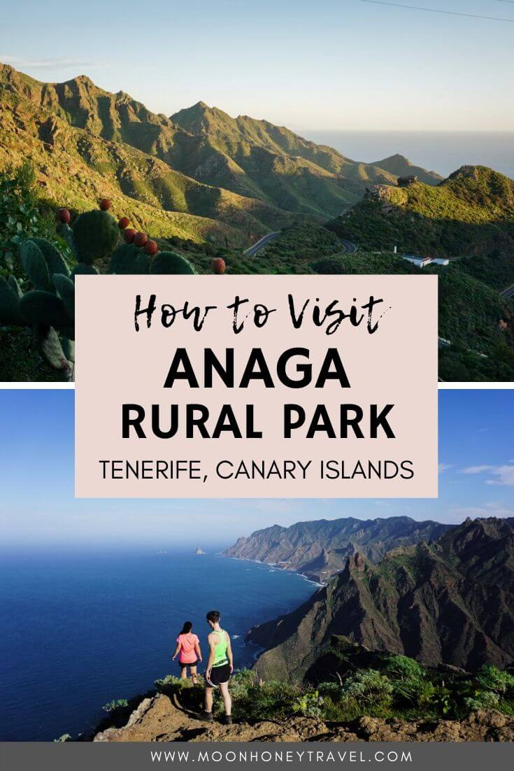 How to Visit Anaga Rural Park, Tenerife, Spain