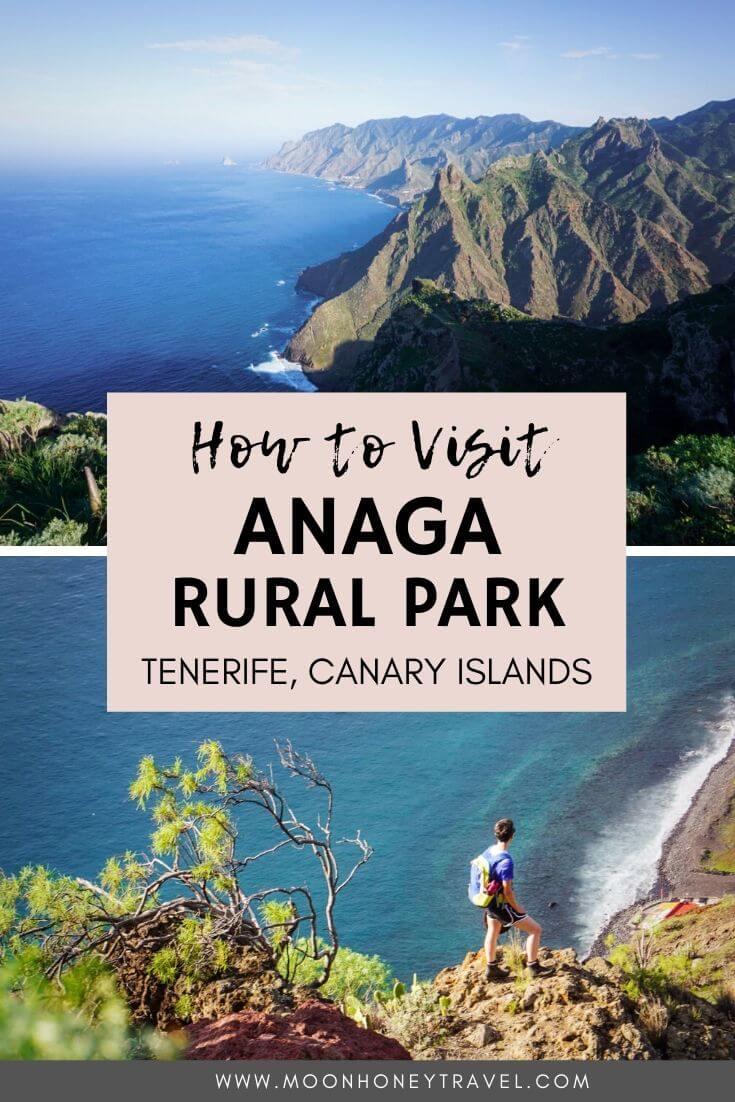 Visiting Anaga Rural Park, Tenerife, Canary Islands