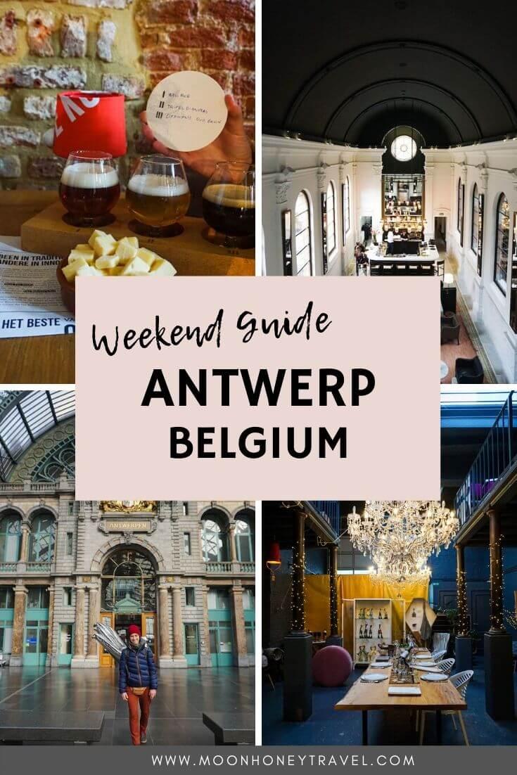 Weekend guide to Antwerp, Belgium