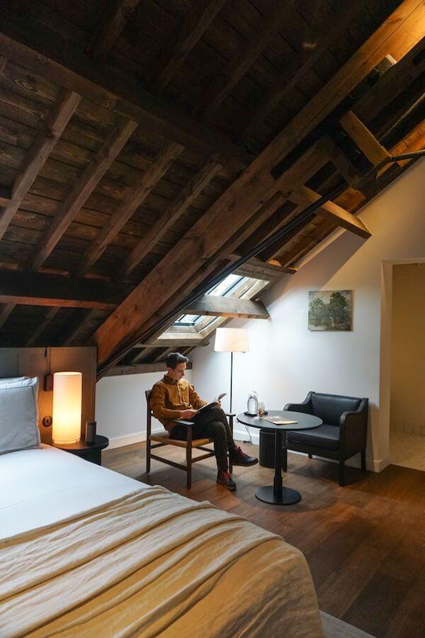 August bedroom, Antwerp, Belgium