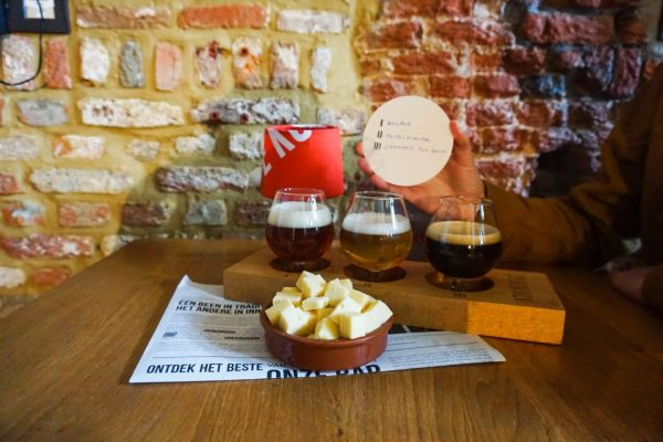 How to Spend a Weekend in Antwerp in Winter: De Koninck - Antwerp City Brewery