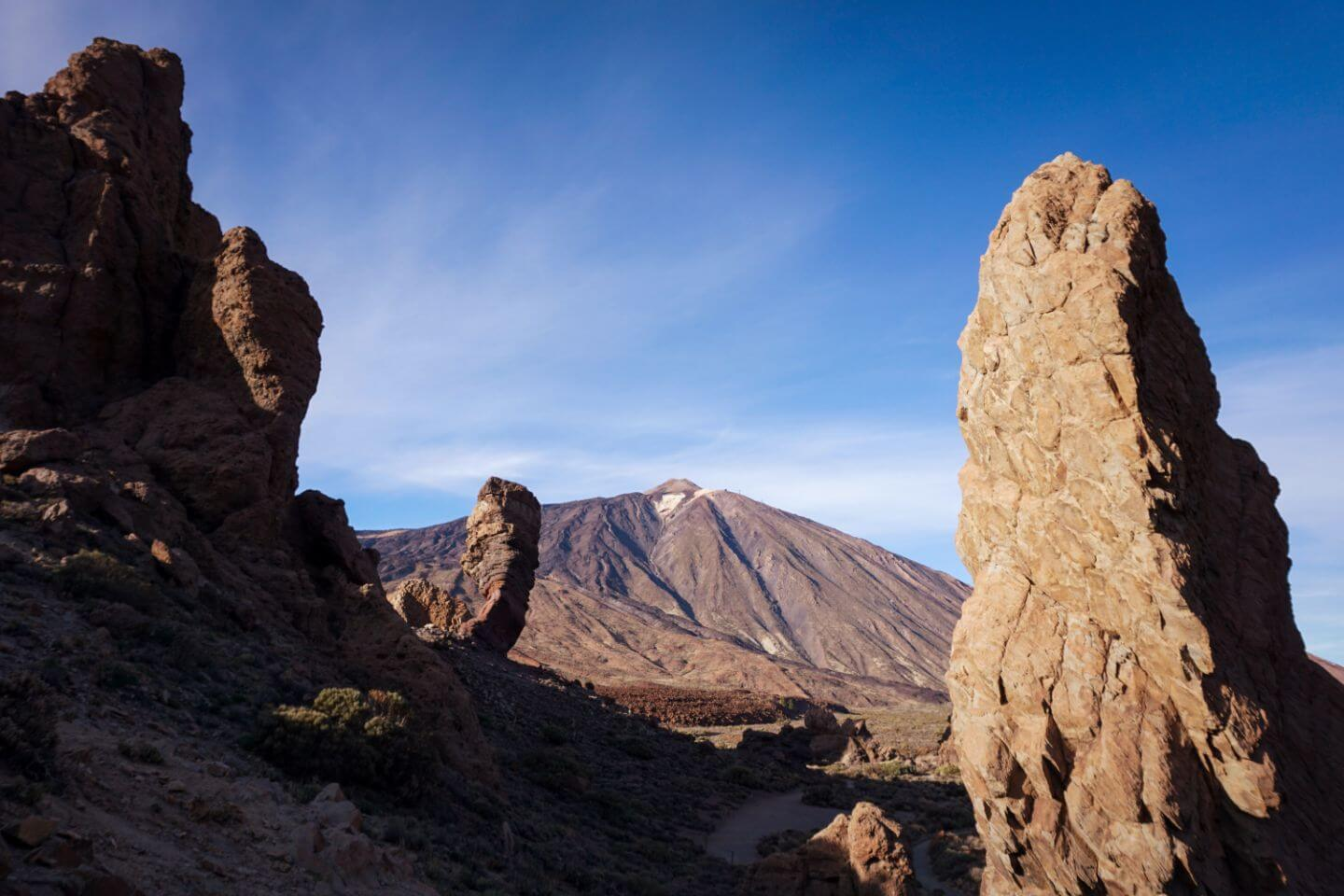 El Teide, Teide National Park, Tenerife, Spain