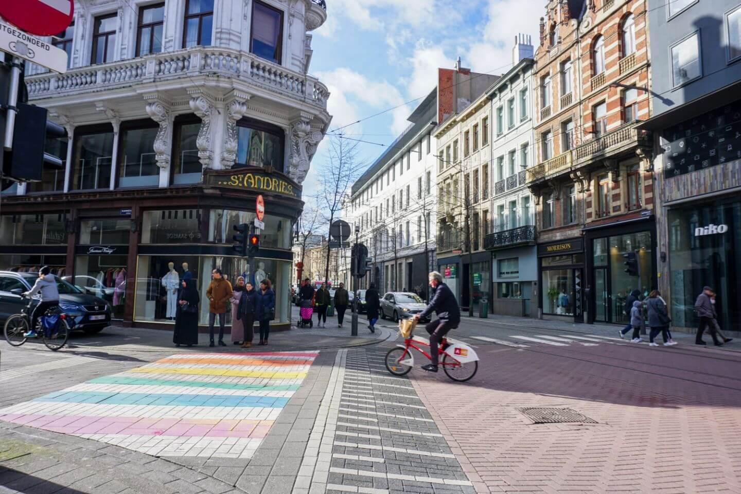 Antwerp Fashion District - A weekend guide to Antwerp, Belgium