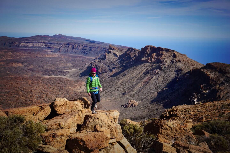 Guajara Summit Hike - Hikes in the Tenerife Mountains