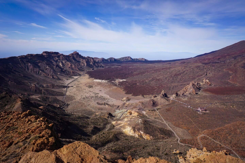 Parador Nacional to Montaña Guajara Circuit Trail - Best Walking Routes in Tenerife