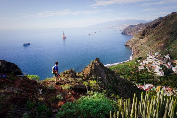 Best Hikes in the Anaga Mountains, Tenerife, Canary Islands, Spain