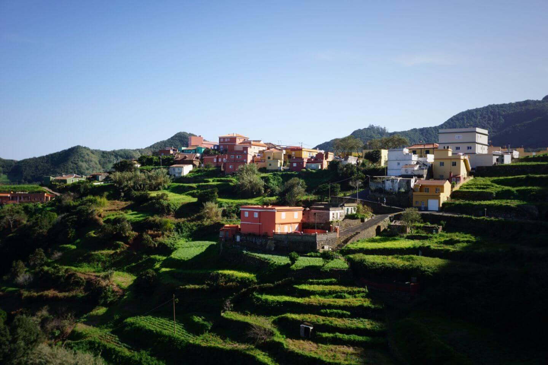 Punta del Hidalgo to Chinamada and Las Carboneras Hike, Anaga Mountains Best Hikes, Tenerife